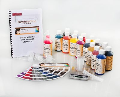 COLOUR MATCHING KIT – набор красок для подбора цвета