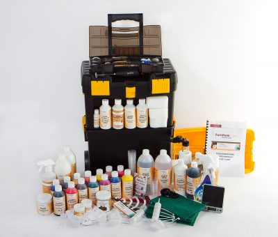 ULTIMATE LEATHER REPAIR KIT – максимальный набор для восстановления кожи