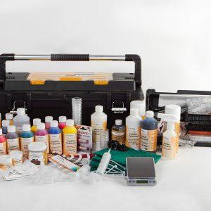 PRO LEATHER REPAIR KIT – Профессиональный набор для ремонта кожи