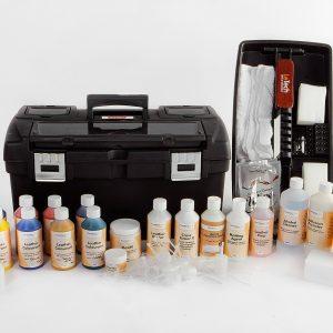 BASIC LEATHER REPAIR KIT - Базовый набор для ремонта кожи